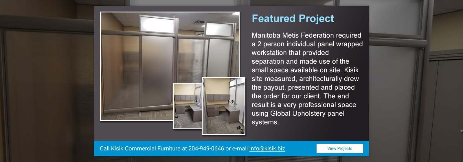 Featured Project - Manitoba Metis Federation